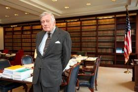 El juez Thomas Griesa