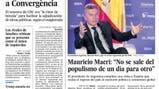 Fotos de Mauricio Macri en España