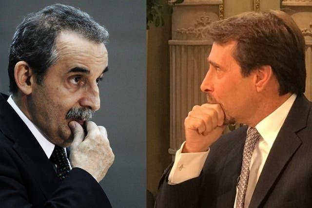 Moreno y Feinmann protagonizaron un tenso cruce en el programa de Mauro Viale