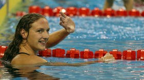 Katinka Hosszu es la impulsora de la Asociación de Nadadores