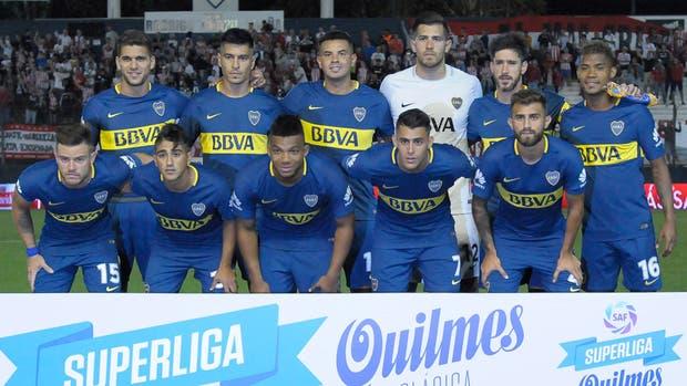 En 2017 Boca cambió nombres y sistemas de juego, pero algo no varió: siempre fue líder del torneo argentino
