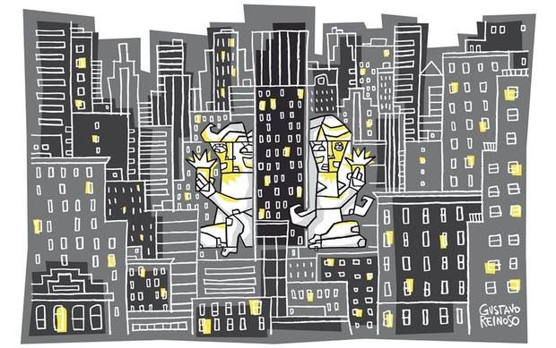 Ilustración: Gustavo Reinoso
