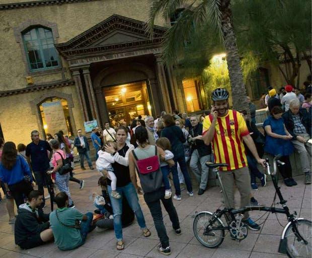 La inmovilidad de Rajoy ante el referente catalán