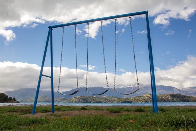 Puerto Tranquilo. Gustavo Castaing