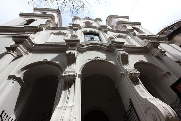La iglesia San Ignacio de Loyola tiene más de 300 años; es Monumento Histórico Nacional desde 1942