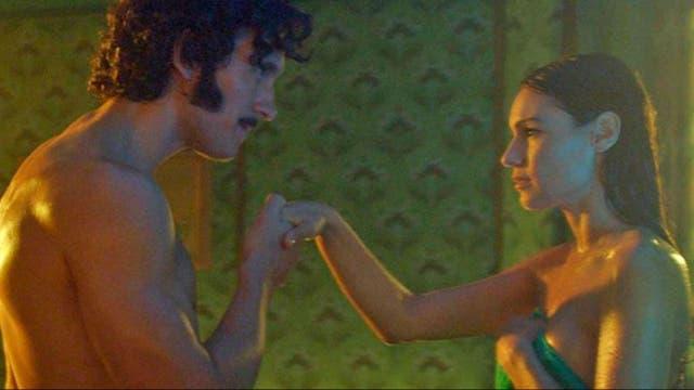 Pampita y Juan Sorini en Desearás al hombre de tu hermana