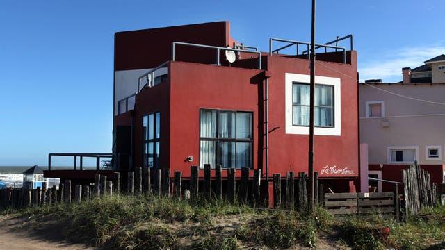 Casa de Clorindo Testa, en Pinamar