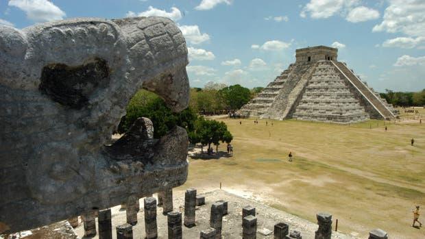 El centro religioso más importante de Yucatán hacia el siglo X