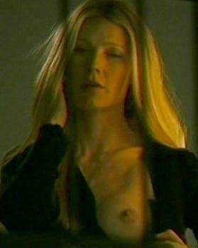 Gwyneth Paltrow , sexy en el film Two lovers (James Gray, 2008). Foto: Archivo