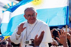 Proponen ponerle Avenida Papa Francisco a la Avenida Carabobo