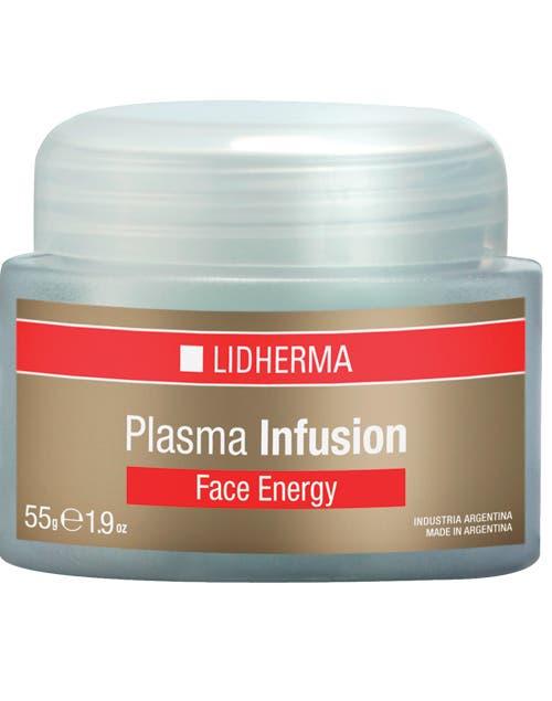 Plasma Infusion Face Energy. energia e hidratacion ($176, Lidherma).