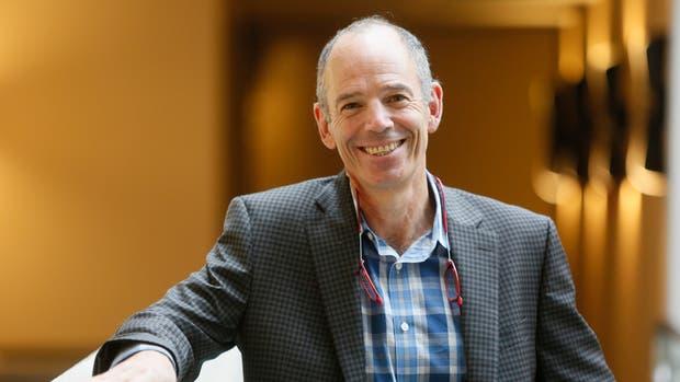 Marc Randolph, co fundador de Netflix