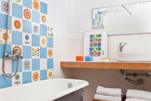 Seis propuestas para sumarle color al baño
