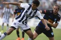 A Tallleres se lo empataron sobre el final en Gualeguaychú