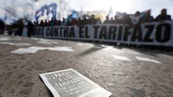 Organizaciones sociales marchan a la Plaza de Mayo