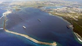 La isla de Guam pertenece a EE.UU.