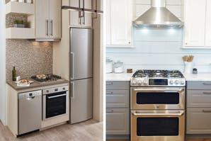 Cocina eléctrica versus cocina a gas