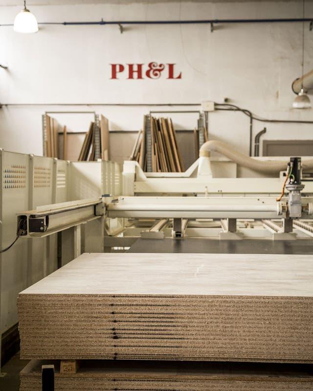 La seccionadora o máquina de corte que funciona de manera digital.