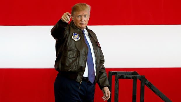 Donald Trump ignora las amenazas de Kim Jong-un y envía buques militares a Corea del Norte