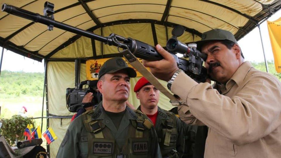 Nicolás Maduro presume de que gracias a Rusia cuenta con modernos sistemas militares