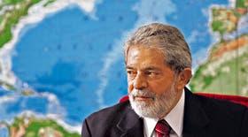 """En el Palacio del Planalto, sede del gobierno brasileño, Lula habló bien de Kirchner: """"Tenemos coincidencias"""""""