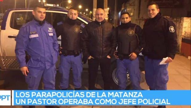 Los parapolicías de La Matanza: un grupo de seguridad en las sombras