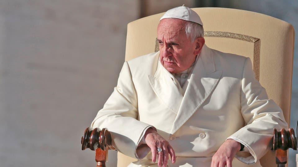 Atentado en Manchester: el papa Francisco habló de