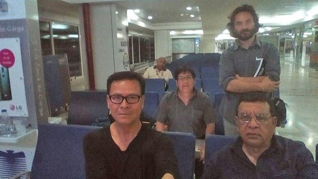 Tres periodistas peruanos fueron retenidos en Maiquetía