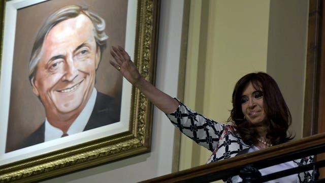 Cristina Kirchner terminará su segundo mandato el 10 de diciembre próximo