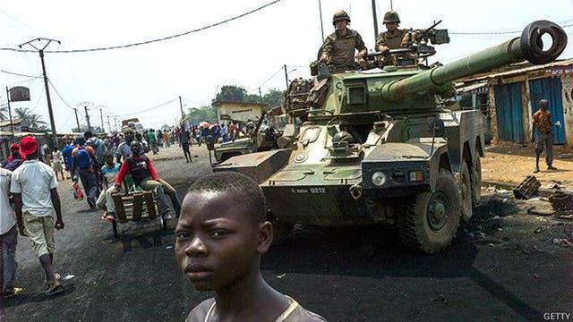 La ONG Code Blue acusó a Naciones Unidas de inacción y de vivir en un