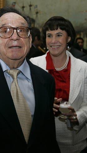 Florinda Meza estuvo con Chespirito hasta el final de sus días
