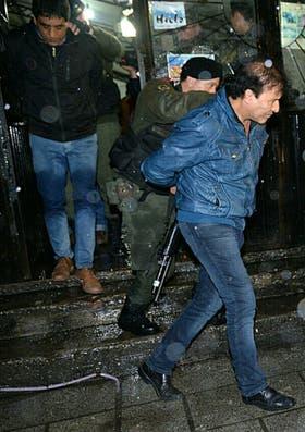 """Enrique """"Quique"""" Antequera fue detenido por la policía bonaerense"""