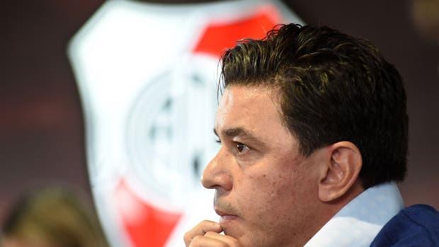 Marcelo Gallardo arma el nuevo River para la segunda parte de la Copa