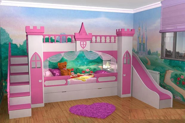 Objetos locos camas divertidas para ni os objetos locos - Ver habitaciones infantiles ...