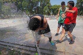Sigue el calor en Buenos Aires y hay alerta amarilla
