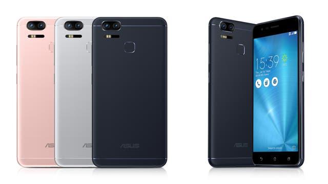 El Zenfone 3 Zoom tiene un sistema de doble lente como el iPhone 7 Plus