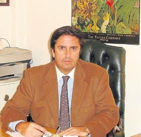 Luis Vaca Arenaza, del Consejo Federal de Decanos de Ingeniería