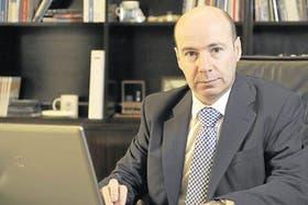 Ricardo Orosco, vicerrector académico y decano de la Facultad de Ingeniería de la UADE