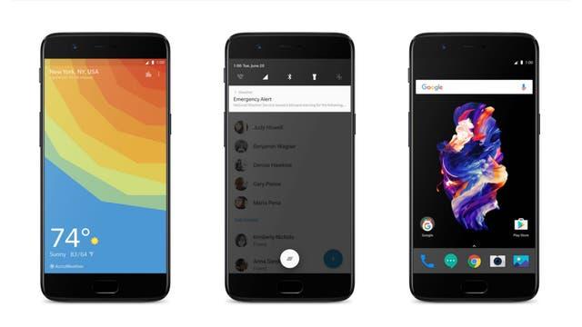 OxygenOS está basado en Android y permite un mayor grado de personalización