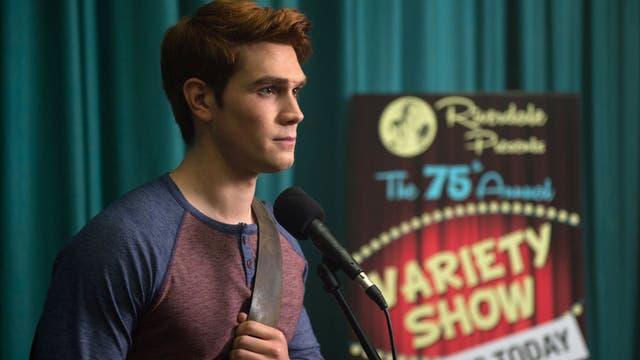 Así luce el Archie de carne y hueso que protagoniza Riverdale