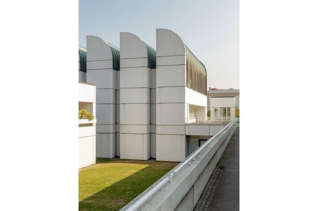 Parada obligada para los fanáticos de la arquitectura, el Archivo de la Bauhaus.  Foto:Living /Daniel Karp