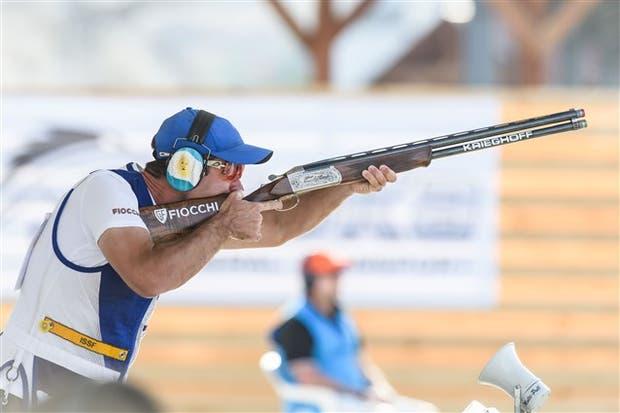 Federico Gil, campeón en Chipre