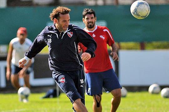 El Mariscal anunció que tras el presente Clausura colgará los botines. Foto: Independiente