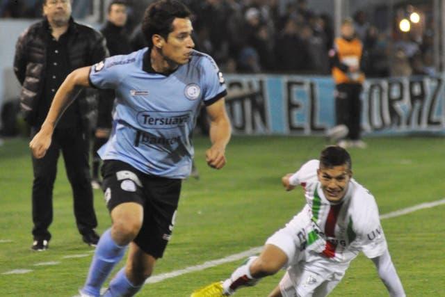 Belgrano consiguió su segunda victoria consecutiva en casa
