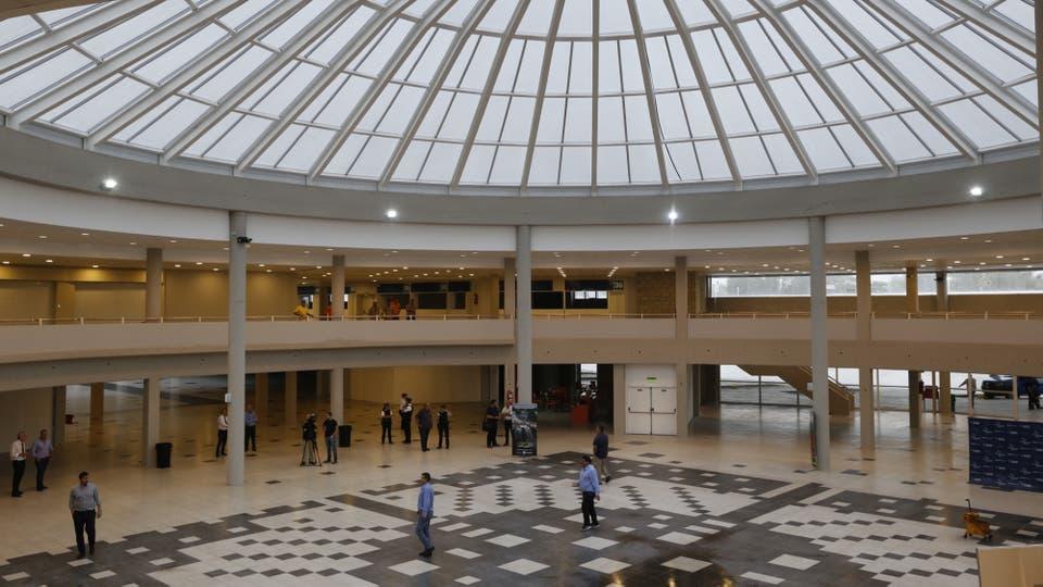 La Terminal Dellepiane de ómnibus de media y larga distancia en Villa Soldati ya está lista y operativa. Luego de dos años de espera y una inversión de más de US$ 30 millones. Foto: Prensa GCBA