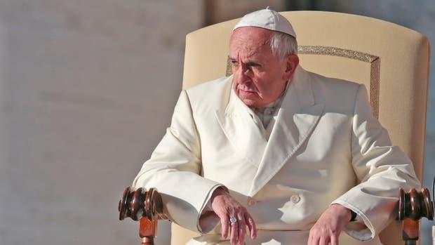 Francisco había definido a Trump como no cristiano
