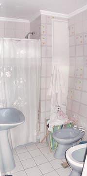 El antigüo baño. Foto: LA NACION LINE