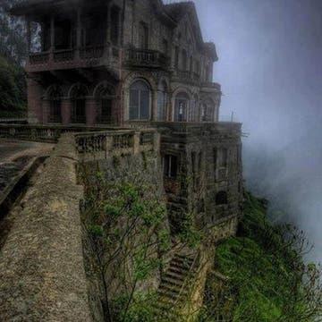 El Hotel del Salto de Colombia. Foto: Flickr/rezaahmed
