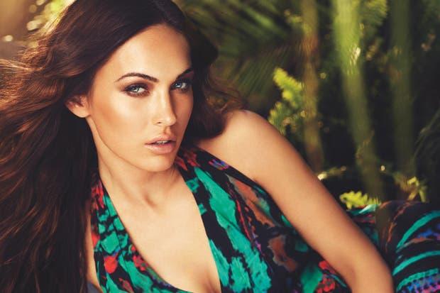 Megan Fox, una figura que atrae
