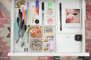 Deco: organizá tu escritorio